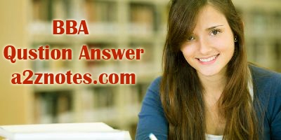 BBA 3rd Year Corporate Planning  Long Question Answer