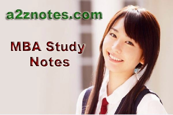MBA Ist Year Business Communication Section Wise Questions With Answers Examination Papers