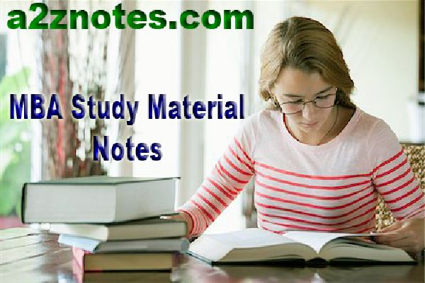 MBA 1st Year Business Letters And Reports Long Question Answers Notes