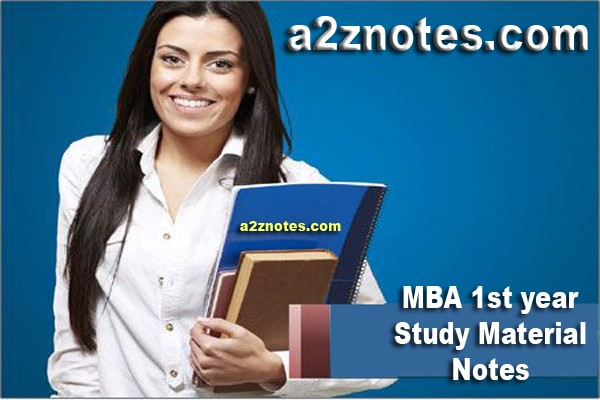 MBA 1st Year Group Communication Short Question Answers Study Notes