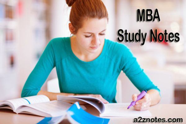 Applications Of Artificial Intelligence MBA 1st Year Semester Short Question Answers