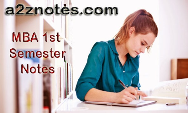 Estimation Theory MBA 1st Year Semester Very Short Question Answer Notes