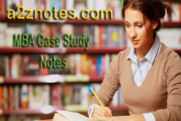 MBA 1st Year Apple Computers Case Study 1 Study Notes Question Answer