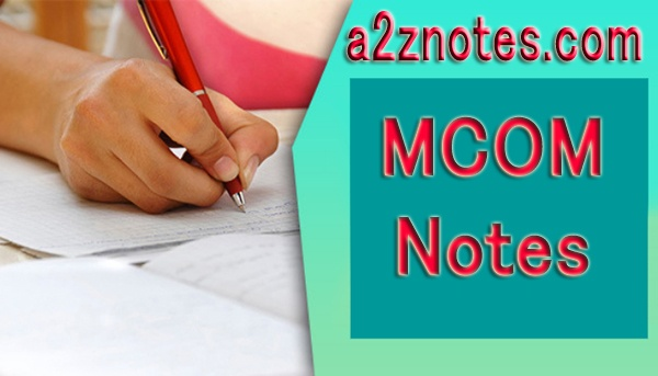 M Com 2nd Year International Marketing Mock Test  Paper Question Answer