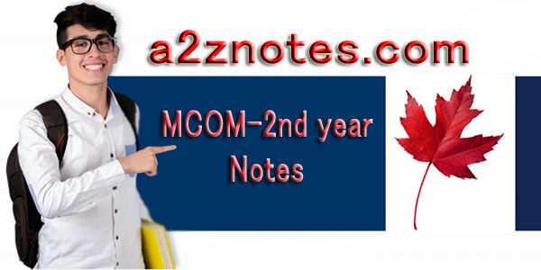 M Com 2nd year Advertising Sales Manag0ement Sample Model Question Answer Paper