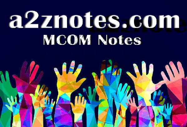 MCOM 2nd Year Global Segmentation To Trade Study Material Notes