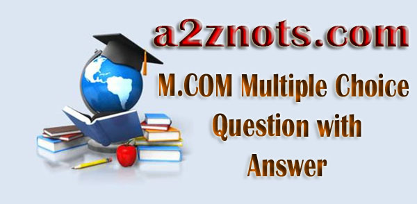M Com 2nd year Advertising Sales Management Question Answer Paper