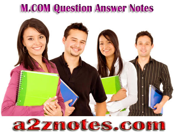 M.COM Examination Advertising And Sales Management Sample Paper Question Answer
