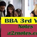 BBA 3rd Year India Trade Policy Short Question Answer Paper Notes